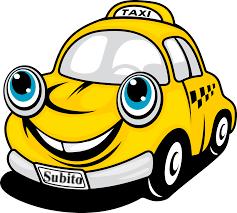 taxi - home